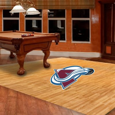 NHL Colorado Avalanche Foam Fan Floor