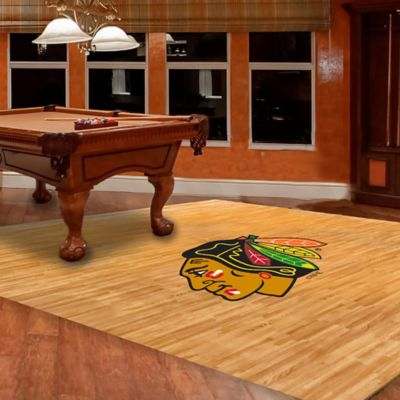 NHL Chicago Blackhawks Foam Fan Floor
