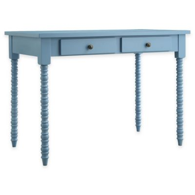 Verona Home Melanie Desk in Red