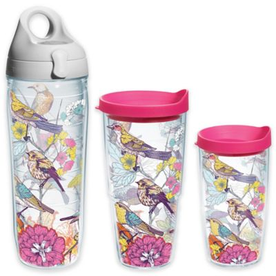 Tervis® Sketched Birds and Branches 16 oz. Wrap Tumbler with Lid
