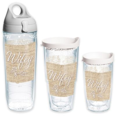 Tervis® Wifey 16 oz. Wrap Tumbler with Lid