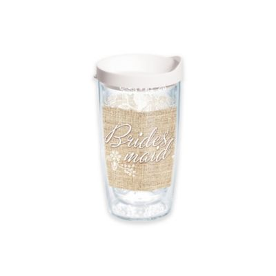 Tervis® Bridesmaid 16 oz. Wrap Tumbler with Lid