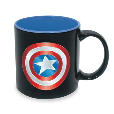 Marvel® Captain America Mug