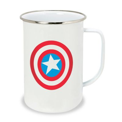 ICUP™ Marvel® Captain America Icon Mug