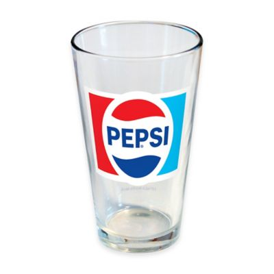 ICUP™ Pepsi® Classic Logo Pint Glass