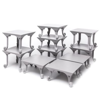 Classic Tabletop Designs in Grey
