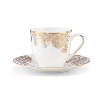Marchesa by Lenox® Gilded Forest Espresso Cup and Saucer