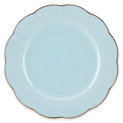 Blue Dinner Plate