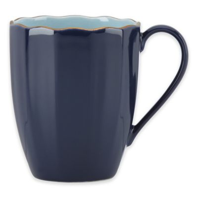Marchesa by Lenox® Shades of Blue Mug