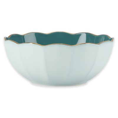 Marchesa by Lenox® Shades of Teal All Purpose Bowl