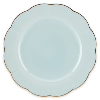 Marchesa by Lenox® Shades of Teal Dinner Plate
