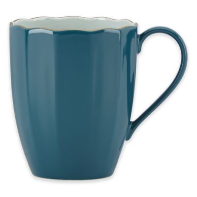 Marchesa by Lenox® Shades of Teal Mug