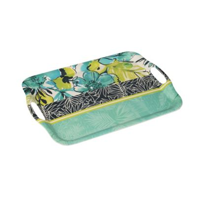 Caribbean Joe® Collage Tray with Handles