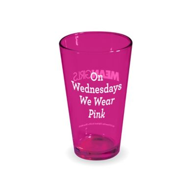 ICUP™ Mean Girls® We Wear Pink Pint Glass
