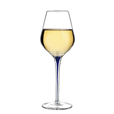 Qualia Tempest Wine Glasses in Cobalt (Set of 4)
