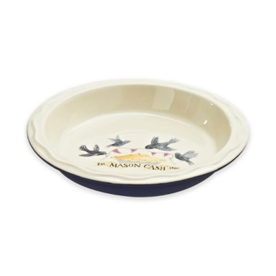Mason Cash® Four & Twenty 9.5-Inch Pie Dish