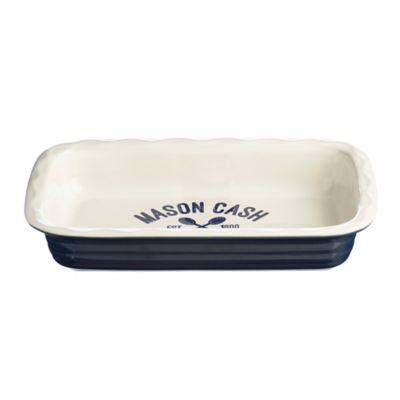 Mason Cash® Varsity 12.5-Inch x 11.75-Inch Rectangular Dish