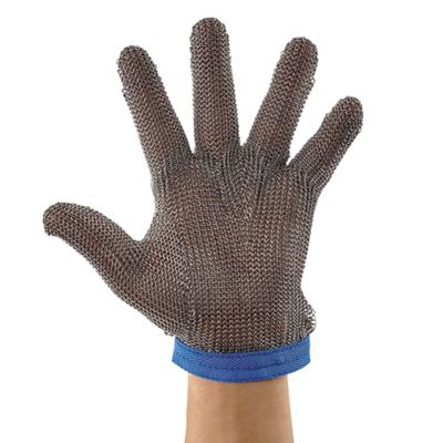 Winco Stainless Steel Protective Gloves