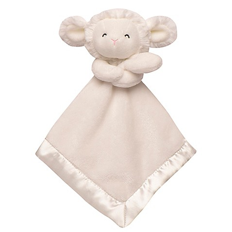 Carter S 174 Snuggle Buddy Lamb Security Blanket Www