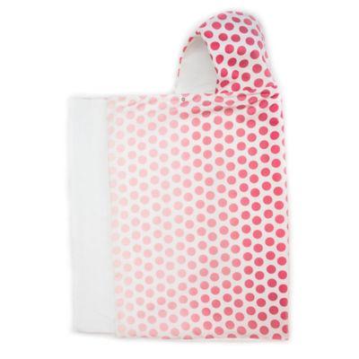 Bella Bundles™ Snap Hooded Towel in Pink Ombre