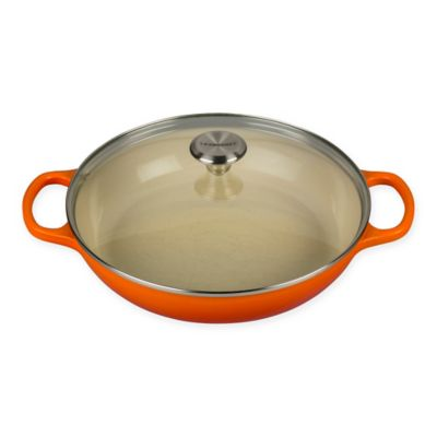 Le Creuset® 3.5 qt. Covered Buffet Casserole in Flame