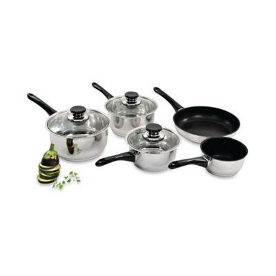 BergHOFF® 8-Piece Vision Premium Cookware Set
