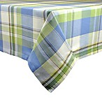 Lake House Plaid 60-Inch x 84-Inch Tablecloth