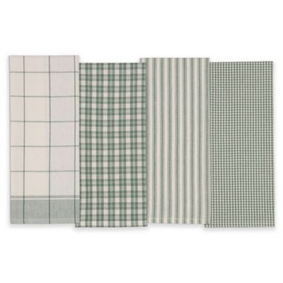 Sage Kitchen Towel (Set of 4)