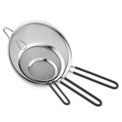 Cuisinart® Mesh Strainers (Set of 3)