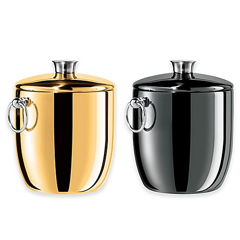 Oggi Stainless Steel Insulated Ice Bucket Bed Bath Amp Beyond