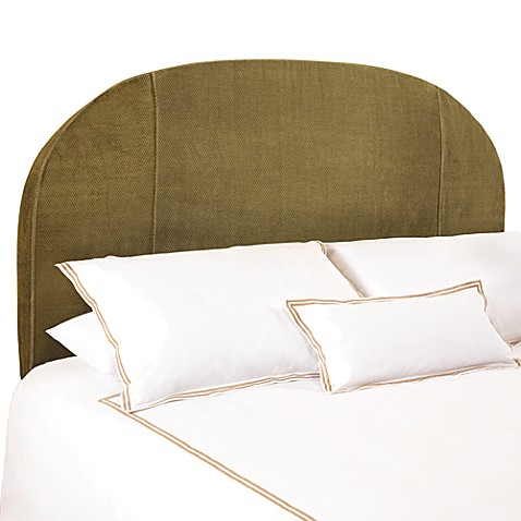 BackDrop™ Chatham Sage Chenille Upholstered Headboard