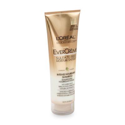 L'Oreal EverCrème 8.5 oz. Sulfate-Free Moisture System™ Intense Nourishing Shampoo