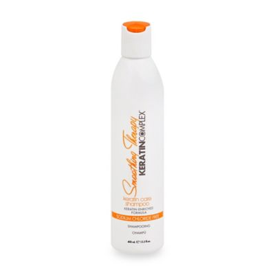 Coppola Keratin Complex 13.5 oz. Smoothing Therapy Keratin Care Shampoo