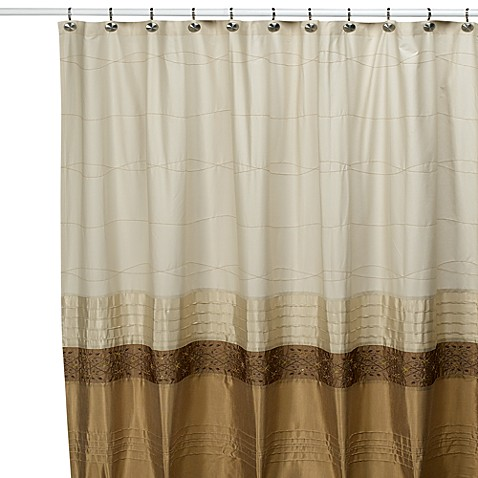 buy kas romana 54 inch w x 78 inch l stall fabric shower curtain from bed bath beyond. Black Bedroom Furniture Sets. Home Design Ideas