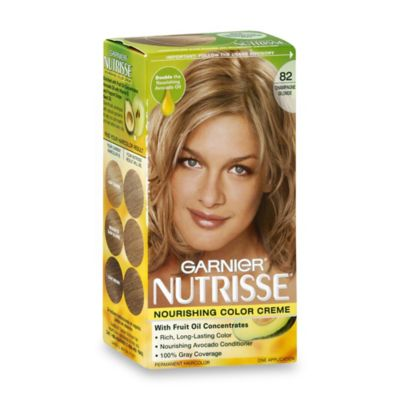 Garnier® Nutrisse Nourishing Color Crème in 82 Champagne Blonde