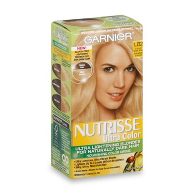 Garnier® Nutrisse® Ultra Color Nourishing Color Crème in Light Natural Blonde