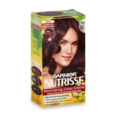 Garnier® Nutrisse® Ultra Color Nourishing Color Crème in Medium Intense Auburn