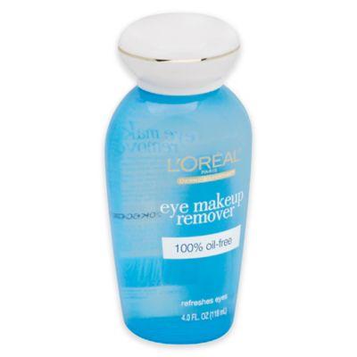 L'Oreal® 4 oz. Dermo Expertise Eye Makeup Remover