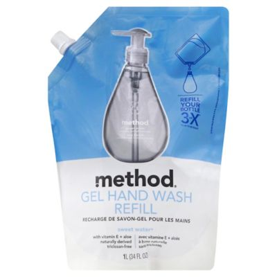 Method Hand Soap and Sanitizer