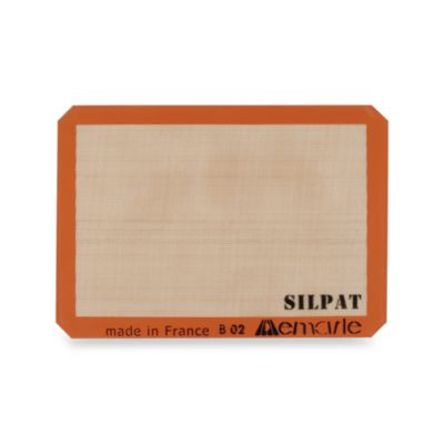 Silpat® Non-Stick 11-5/8-Inch x 16-1/2-Inch Silicone Baking Mat
