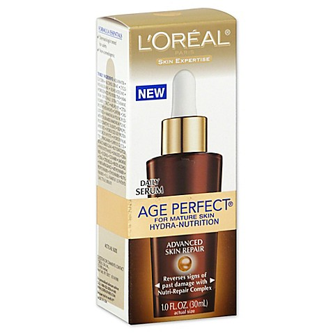 loreal age perfect for mature