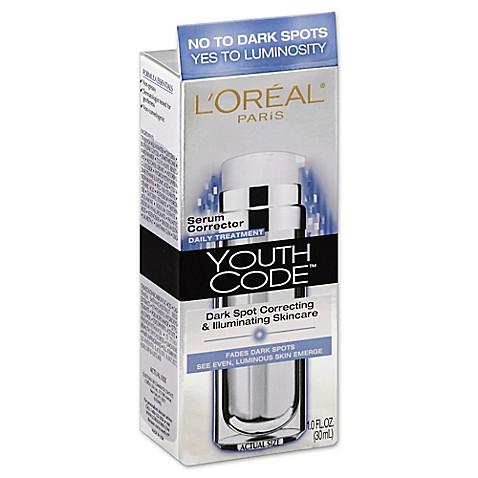 Buy L 39 Oreal Youth Code 1 Oz Dark Spot Corrector Serum