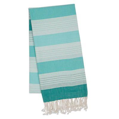 Aqua Kitchen Towel