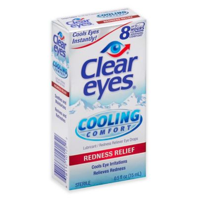 Clear Eyes® .5 oz. Cooling Comfort Redness Relief