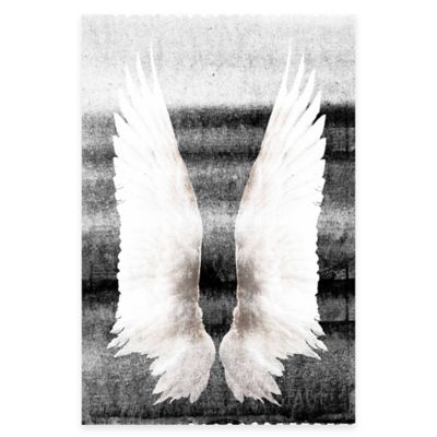 Marmont Hill Wings On My Back 40-Inch x 60-Inch Canvas Wall Art