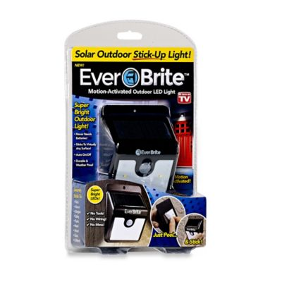 Ever Brite™ Motion-Activated Outdoor LED Light