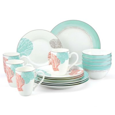 Lenox® Sandy Point 16-Piece Dinnerware Set