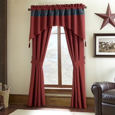 Buy Red Panels Curtains From Bed Bath Amp Beyond