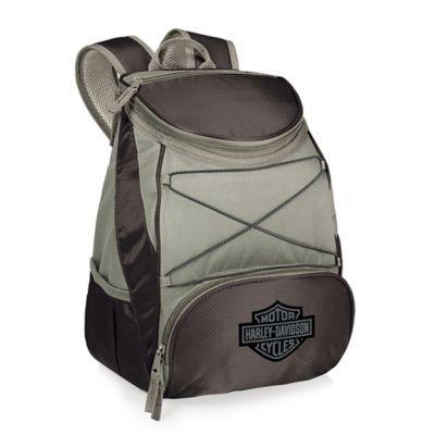 Picnic Time® Harley-Davidson® PTX Backpack Cooler in Black