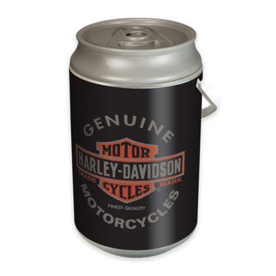 Picnic Time® Harley-Davidson® Oil Can Mega Can Cooler
